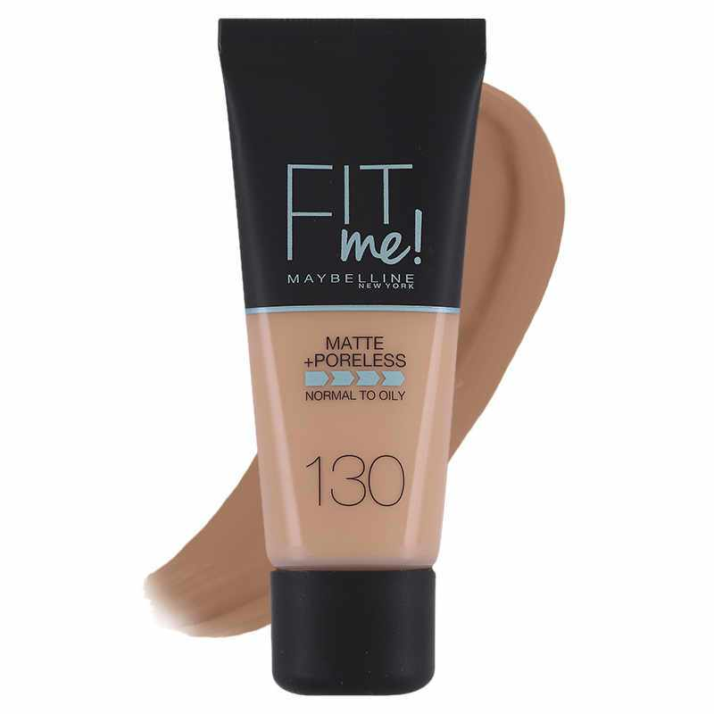 Maybelline Fit Me Luminous + Smooth Foundation - 130 Buff Beige