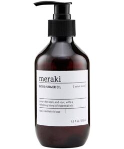 Meraki Bath & Shower Oil Velvet Mood 275 ml
