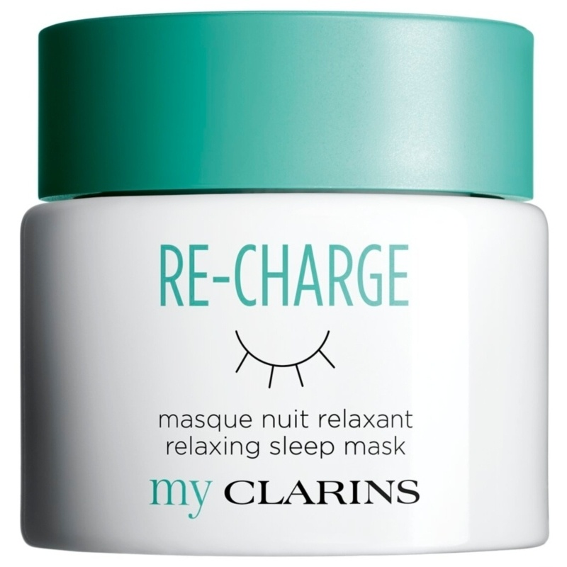 My Clarins Re-Charge Relaxing Sleep Mask All Skin Types 50 ml