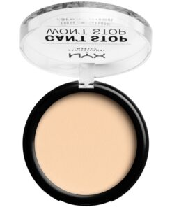 NYX Prof. Makeup Can't Stop Won't Stop Powder Foundation 10