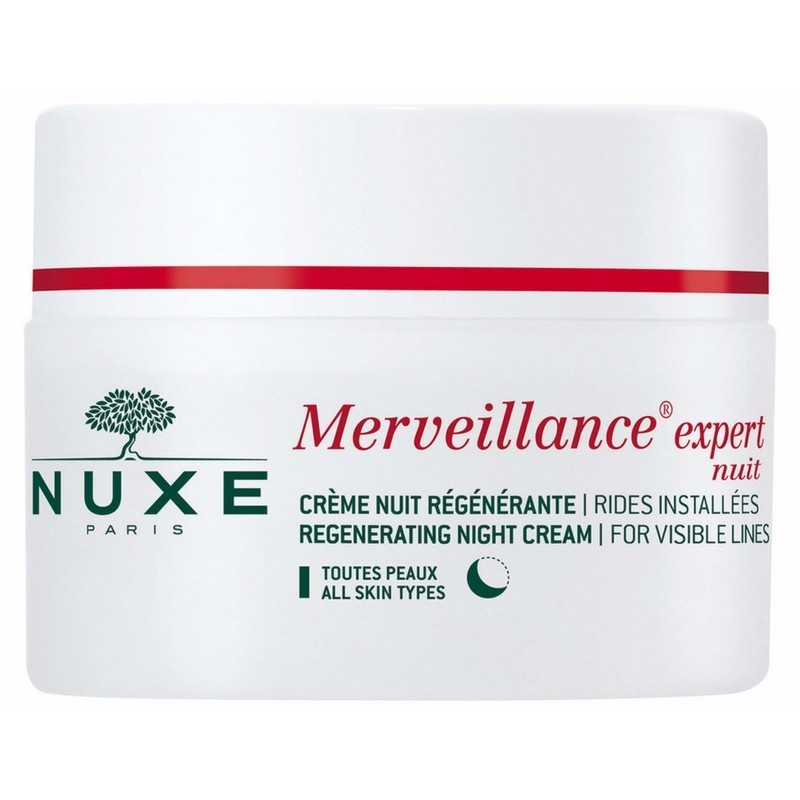 Nuxe Merveillance Expert Night Cream 50 ml