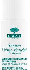 Nuxe Serum Creme Fraiche 24 HR Soothing And Moisturizing Concentrate 30 ml.