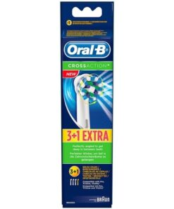 Oral-B Precision Clean Toothbrush Heads 3 + 1 pieces