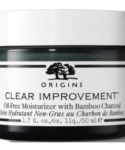 Origins Clear Improvement™ Skin Clearing Moisturizer with Bamboo Charcoal 30 ml