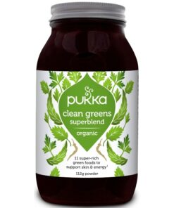 Pukka Clean Greens Powder 112 gr.