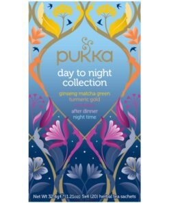 Pukka Day To Night Collection Tea - Organic