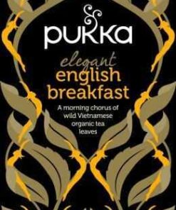 Pukka Elegant English Breakfast Te - Økologisk