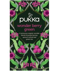 Pukka Wonder Berry Green - Organic