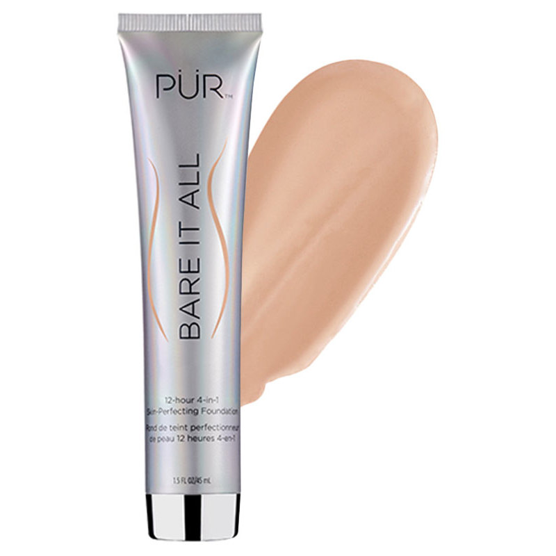 Pur Cosmetics Bare It All 4-in-1 Skin Perfecting Foundation 45 ml - Blush Medium