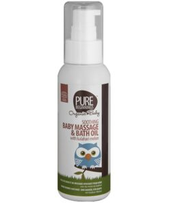 Pure Beginnings Soothing Baby Massage & Bath Oil 100 ml