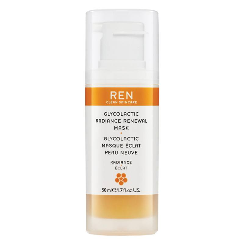 REN Skincare Glycol Lactic Radiance Renewal Mask 50 ml