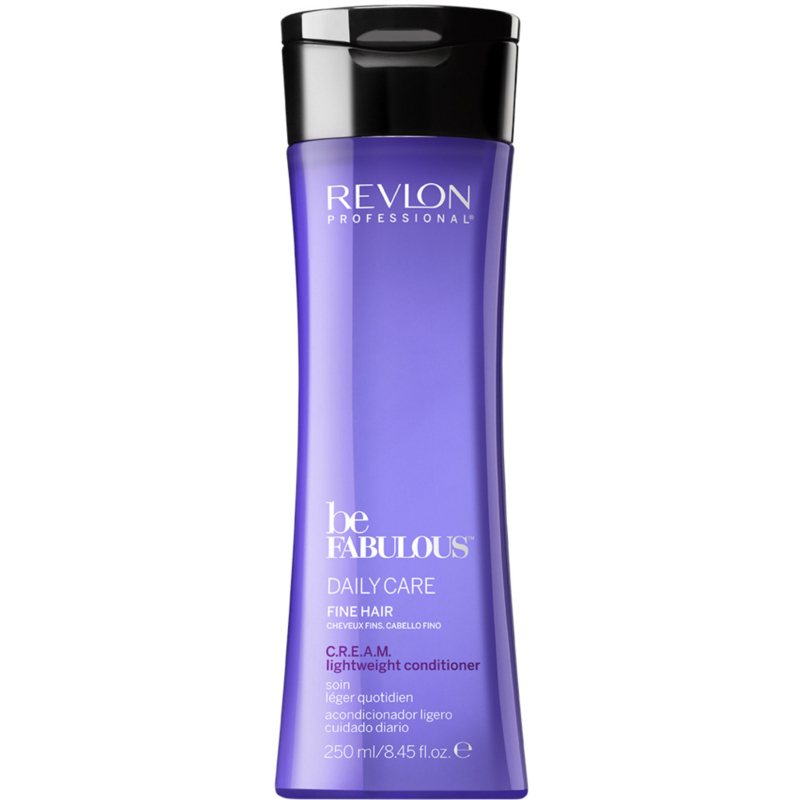 Revlon Be Fabulous Daily Care Fine Hair C.R.E.A.M Conditioner 250 ml