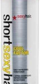 Short Sexy Hair Cool Factor Daily Conditioner 1000 ml. (U)