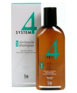 System 4 Climbazole Shampoo #1 For Normal To Oily Hair 215 ml (U)