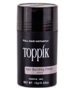 Toppik Hair Building Fibers 12 gr. - Grey