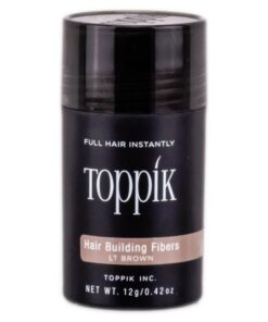 Toppik Hair Building Fibers 12 gr. - Light Brown