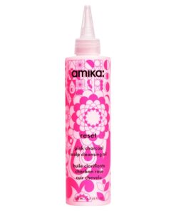 amika:®Reset Pink Charcoal Scalp Cleansing Oil 200 ml