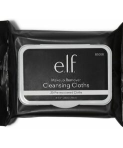 elf Cosmetics Makeup Remover Cleansing Cloths 20 Pieces