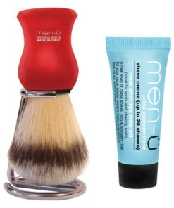 men-u Premier Synthetic Bristle - Red (U)