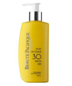 shop Beauté Pacifique Stay Outside SPF 30 - 200 ml af Beauté Pacifique - shopping hos shoppetur.dk