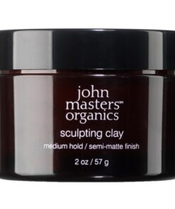 shop John Masters Sculpting Clay Medium Hold - 57 g af John Masters - shopping hos shoppetur.dk