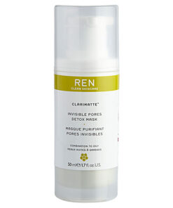 shop Ren Clarimatte Invisible Pores Detox Mask - 50 ml af Ren - shopping hos shoppetur.dk
