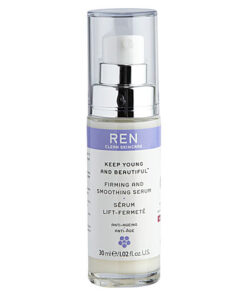 shop Ren Keep Young and Beautiful Firming and Smooting Serum - 30 ml af Ren - shopping hos shoppetur.dk