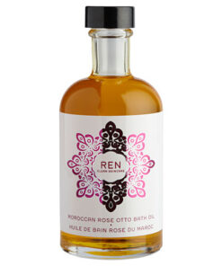 shop Ren Moroccan Rose Otto Bath Oil - 110 ml af Ren - shopping hos shoppetur.dk