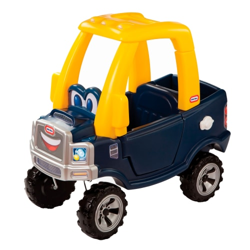 shop Little Tikes gåbil - Cozy Coupe - Truck - Blå af Little Tikes - shopping hos shoppetur.dk