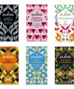 3 x Pukka Te - Choose Products