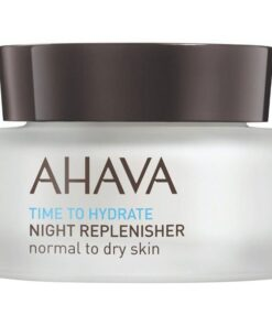 AHAVA Time To Hydrate Night Replenisher Normal/Dry Skin 50 ml