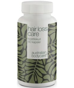 Australian Bodycare Hair Loss Care 60 Pieces