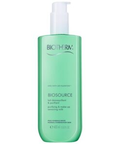 Biotherm Biosource Purifying & Make-up Removing Milk 400 ml (Limited Edition)