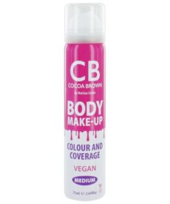 Cocoa Brown Body Make-Up Colour And Coverage 75 ml - Medium