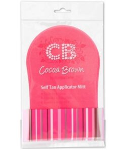 Cocoa Brown Self Tan Applicator Mitt