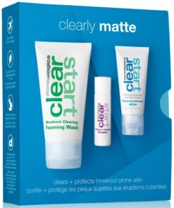 Dermalogica Clear Start Clearly Matte Skin Kit