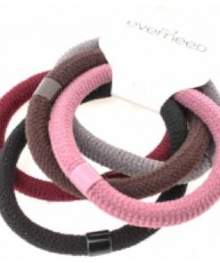 Everneed Anne Soft Rubber Bands 5 Pieces Mixed Colors (5220)