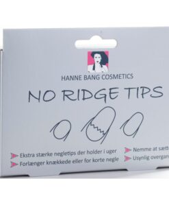 Hanne Bang No Ridge Tips 24 Pieces