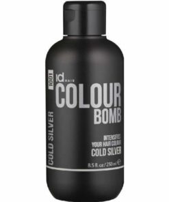 IdHAIR Colour Bomb 250 ml - Cold Silver