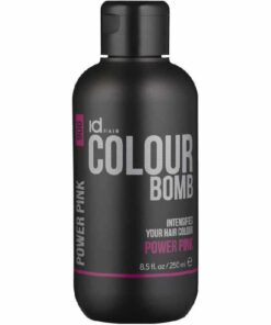 IdHAIR Colour Bomb 250 ml - Power Pink