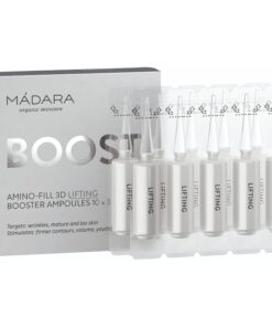 MADARA Boost Amino-Fill 3D Lifting Booster Ampoules 10 x 3 ml