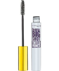 Maybelline The Colossal Big Shot Tinted Primer 8 ml - Black