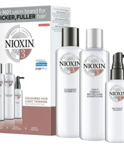 Nioxin Trial Kit System 3 - Colored Hair