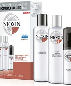 Nioxin Trial Kit System 4 - Colored Hair