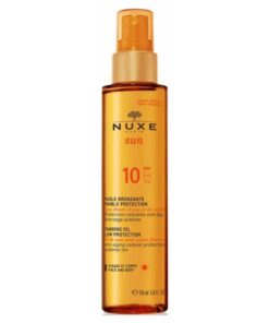 Nuxe Sun Tanning Oil Low Protection SPF 10 - 150 ml