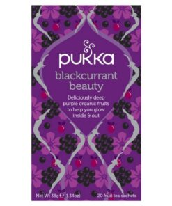 Pukka Blackcurrant Beauty Te - Økologisk