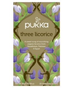 Pukka Three Licorice Te - Økologisk