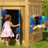 shop Jungle Gym Playhouse Module M af Jungle Gym - shopping hos shoppetur.dk