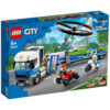 shop LEGO City Politihelikoptertransport af LEGO - shopping hos shoppetur.dk