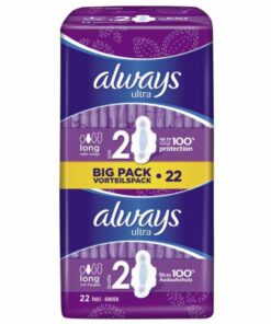 Always Ultra Long Big Pack 22 Pieces